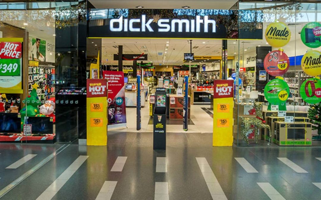 Dick Smith: it's the business mode, silly!